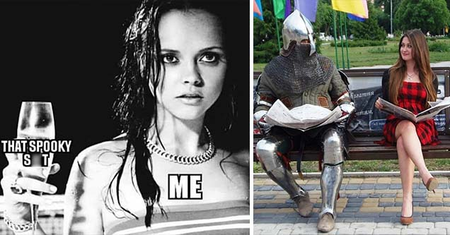 Funny random pics and memes | christina ricci sexy - That Spooky Shiti Me | god bless you henry