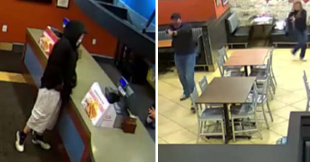 restaurant robber stopped by married off-duty cops on date night
