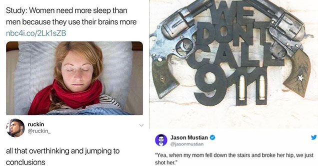 funny memes and savage comments that smacked people down