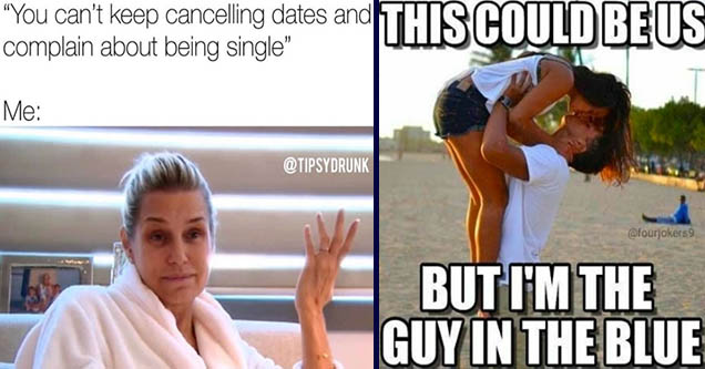funny dating memes single people can relate to
