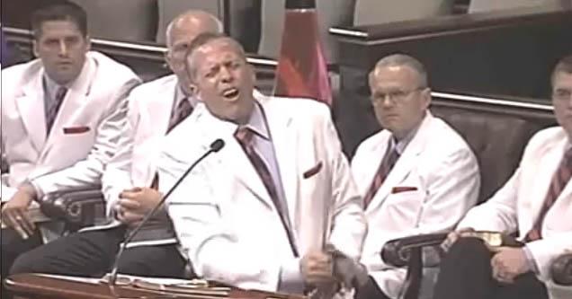 Jack Schaap gives bizarre sermon about polishing his shaft