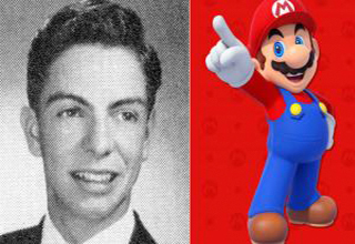 Super Mario is named after real-life businessman Mario Segale, who was renting out a warehouse to Nintendo. After Nintendo fell far behind on rent, Segale did not evict them but gave them a second chance to come up with the money. Nintendo succeeded and n