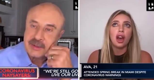 Dr. Phil interviews Ava Louise