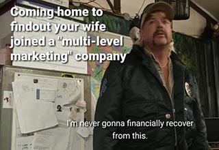 Joe Exotic - financially recover from this memes