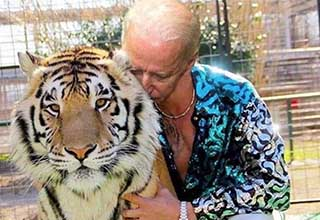 Joe Biden and Joe Exotic mashup