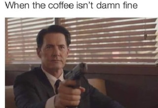 "Grab a cup of coffee that is black as a moonless night and maybe a slice of cherry pie because today is the 30th anniversary of the premiere of Twin Peaks. Kyle MacLachlan who played Special Agent Dale Cooper on the show is also <a href=""https://consequenceofsound.net/2020/04/kyle-maclachlan-twin-peaks-anniversary/"" target=""_blank"">hosting a watch party today</a> wich he'll be <a href=""https://twitter.com/Kyle_MacLachlan"" target=""_blank"">live-tweeting along with</a>."