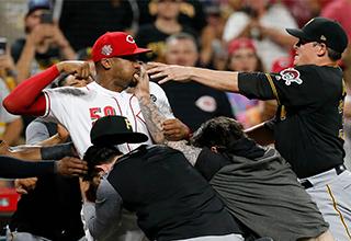 baseball fights