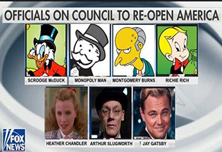 Who you got on your council?