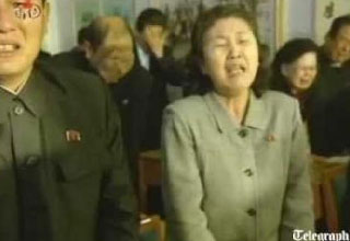 North Koreans forced to fake cry after kim-Jon il's death