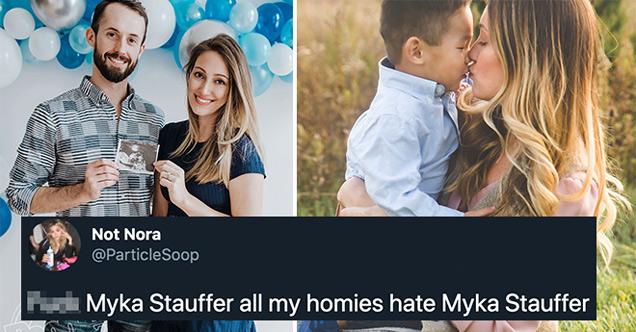 myka stauffer all my homies hate myka stauffer | couple returns their adoptive child