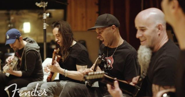 Anthrax, Rage Against the Machine, Extreme, and Brad Paisley Demonstrate How the Game of Thrones Theme Should Sound