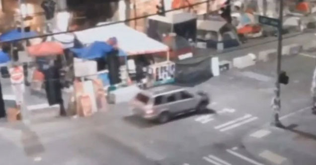 footage of a shooting in Seattle's CHOP | seattle shooting 16 year old