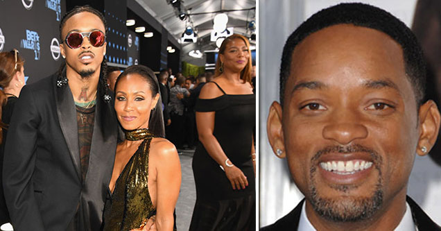 rumors galore about Jada and will smith