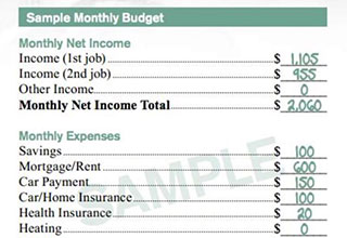"This Sample Monthly Budget, produced by <a href=""https://www.washingtonpost.com/news/wonk/wp/2013/07/16/that-mcdonalds-budget-people-are-making-fun-of-isnt-cruel-its-realistic/""><strong>Visa and McDonald's in 2013,</strong></a> to show that employees can survive on the $8.25 minimum wage, has resurfaced and people are outraged. Though now dated, the graph still strikes us as out of touch, and forgetting the cost of groceries, and heat aren't the worst thing about it. Also, who the hell is working two damn jobs and only bringing home 2k a month, even in 2013?"