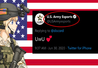 Amidst tons of internet meme-age and trolling, the U.S. Army will be halting its' streaming on Twitch.