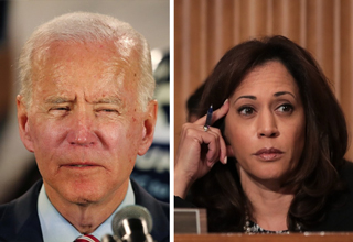 "Earlier today, <strong><a href=""https://www.ebaumsworld.com/pictures/joe-biden-is-getting-rocked-by-the-right-for-his-pathetic-trump-nickname/86274120/"">Joe Biden</a></strong> announced Kamala Harris will be is Vice Presidential running mate for the upcoming election. </br> </br> This decision wasn't a huge surprise, although many are questioning whether Harris still feels as strongly about her previous remarks that Biden is a racist rapist. </br> </br> Still, the decision is only exciting for the ""women who never read the book at their book club"" demographic. </br> </br> Most others Democrat voters could not be less underwhelmed by this choice unless their heart rates were lowered substantially. </br> </br> Anyway, we're just killing time until someone <strong><a href=""https://www.ebaumsworld.com/pictures/32-tattoos-so-bad-they-will-make-you-cringe-yourself/85688454/"">tattoos</a></strong> ""Biden Harris 2020"" on their gut. When we have that photo we'll be sure to share it."