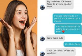 "Tinder can be a tough place to find love... especially if you open with a <a href=""https://www.ebaumsworld.com/pictures/hilarious-tinder-pickup-lines-and-conversations-that-you-need-to-read/85995577/"">cringe-worthy pick-up line</a>. These guys and gals figured it out with these smooth AF  pick-up lines that are <a href=""https://www.ebaumsworld.com/pictures/27-tinder-convos-that-are-comedy-gold/86241227/"">funny</a>, witty, and (mostly) original. So, go ahead, steal some of these, and give it your best shot. What's there to lose?"