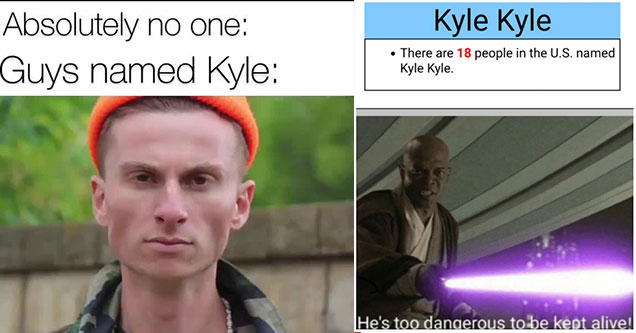 28 Trashy Kyle Memes Made of Monster and Drywall - Funny ...