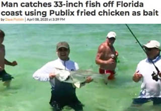 "Florida - the state that provides the rest of us with delicious, refreshing orange juice, and also bats**t insane headlines! <br></br>Seriously, Florida is so notorious for the absolutely insane headlines it produces that '<a href=""https://www.ebaumsworld.com/pictures/florida-man-memes-and-headlines-that-are-absolutely-insane/85919746/"" target=""_blank"">Florida Man</a>' is a well-established meme in its own right and there's even a game of sorts to type in your birthday along with that term into Google and see what your crazy Florida headline is. Mine's ""Florida Man Arrested After Argument Over Cheesesteak."""