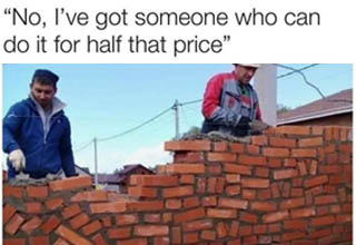 """Memes have become a huge part of both online and offline culture.  One of my favorite types of memes are ones that poke fun at the stuff we can all relate too.  <br/><br/>Check out this batch of memes that hit home with how spot-on they are.  Check out these <a href=""""https://www.ebaumsworld.com/pictures/search/relatable+memes/""""><strong><u>Relatable Memes</strong></u></a> if you need more."""