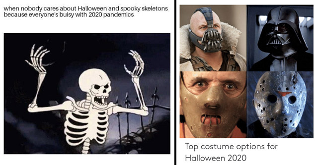 2020 Halloween Memes that are Coming in Hot - Funny ...