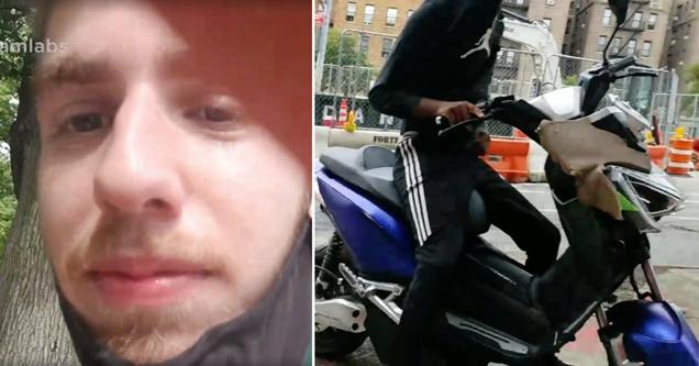 twitch streamer hoshmandplays robbed in the bronx