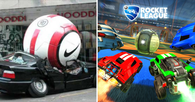 rocket league video game free to play