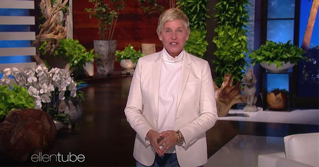 Ellen DeGeneres talks about allegations of a toxic work environment in season 18 opener