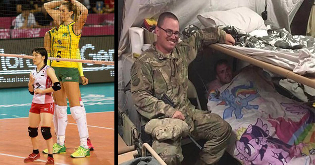 funny pics and memes |women volleyball military men with my little pony bed sheets
