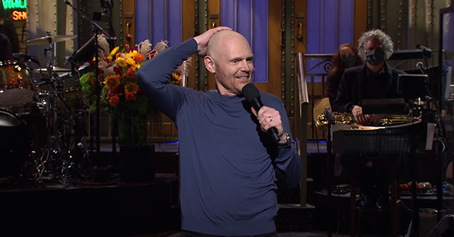 Bill Burr's Opening SNL Monologue - Funny Video | eBaum's ...