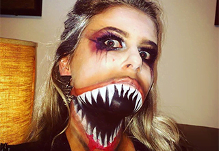 """Halloween gives us the <a href=""""https://www.ebaumsworld.com/pictures/30-scary-pictures-to-get-your-spooky-on/86404351/""""><strong>scary pictures</strong></a> that we all desire this time of year. <a href=""""https://www.ebaumsworld.com/pictures/30-scary-pictures-of-hypo-realistic-makeup-artists/86386070/""""><strong>Spooky pics</strong></a> are meant for those who identify as a <a href=""""https://www.ebaumsworld.com/pictures/30-scary-pictures-to-get-your-spooky-on/86404351/https://www.ebaumsworld.com/pictures/30-scary-pictures-of-hypo-realistic-makeup-artists/86386070/https://www.ebaumsworld.com/pictures/15-sca/86362349/""""><strong>weird</strong></a>. </br> </br> I hope that these Halloween makeup artists give you some inspiration for your special spooky day. Maybe you won't go all out to <a href=""""https://knowyourmeme.com/forums/just-for-fun/topics/22747-post-creepyscary-pictures-here""""><strong>Halloween town</strong></a> like these guys, but we all have some <a href=""""https://cheezcake.cheezburger.com/tag/scary/page/2""""><strong>scary</strong></a> inside us."""