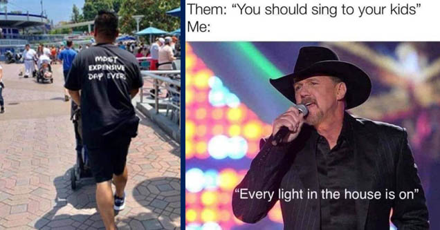 most expensive day ever - most Expensive Day Ever. | trace adkins every light in the house - Them