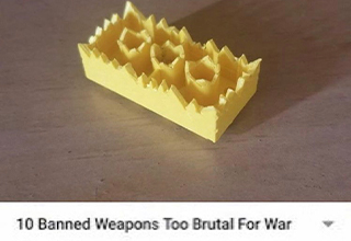 funny and  new random memes |10 banned weapons too brutal for war
