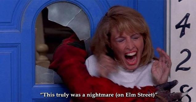 he-didnt-say-that-movie-titles-meme | He Didn't Say That -Movie Titles in Movie Lines- nightmare on elm street ending - 4. 2