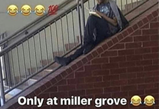 "A Georgia high school, Miller Grove to be specific, is the topic of a meme trend that all the kids are spamming.  <a href=""https://knowyourmeme.com/memes/only-at-miller-grove""><strong>'Only at Miller Grove'</strong></a> is 2020's latest repeat and hope it's funny meme trend."