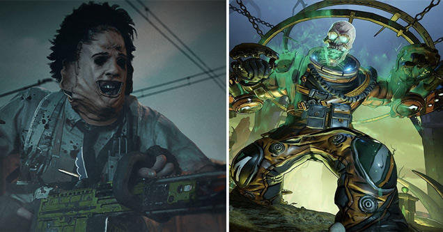 call of duty verdansk haunting map video game texas chainsaw massacre - borderlands 3