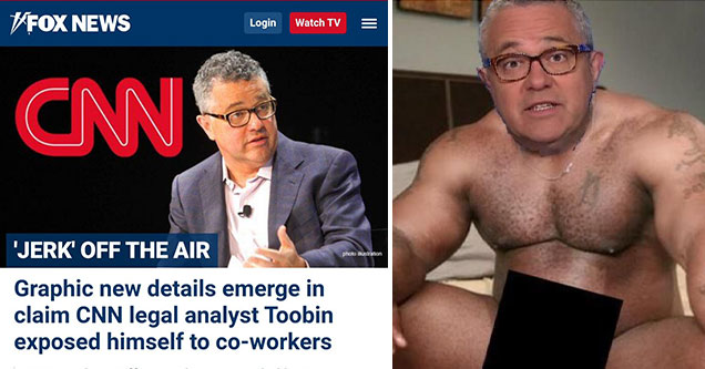 Jeffery Toobin is suspended after masturbating on a Zoom call -  memes and reactions