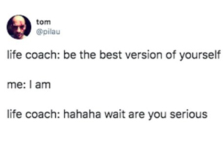 life coach best version of yourself
