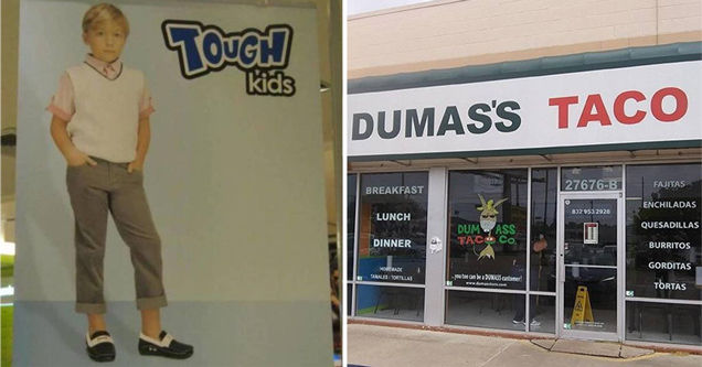 dumass taco - tough kids