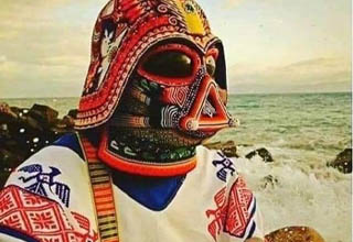 "These people worked WAY too hard to make something so bizarre and hideous. <br></br>Humanity is capable of achieving such great things - putting a man on the moon, for instance, or painting the Sistine Chapel. These are monuments to what mankind can achieve at its very best. <br></br>Then there are the people who spend hours making psychedelic Darth Vader helmets. You've gotta hand it to them - they have <strong><a href=""https://www.ebaumsworld.com/pictures/50-hideous-things-that-are-beautifully-made/86175167/"" target=""_blank"">awful taste, but great execution</a></strong>."