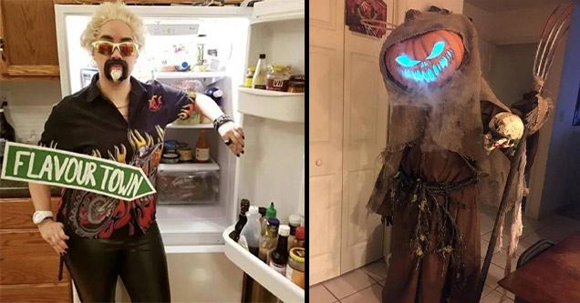 cool halloween costumes | guy fieri halloween costume - Sc We Vn Flavour Town