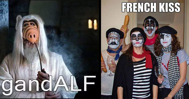 french kiss gandalf
