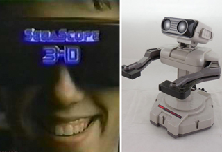 "Today may be a new forefront for video game innovation, but the 1980s were a special time as well that gets overlooked for its contributions to <strong><a href=""https://gaming.ebaumsworld.com/pictures/15-funny-retro-video-game-mods-that-are-secretly-awesome/86452151/"">gaming technology</a></strong>. </br> </br> Some of the games and hardware from back then was so far ahead of its time that it predicted more modern gaming advancements we enjoy today. Even thins like online gaming and <strong><a href=""https://gaming.ebaumsworld.com/videos/vr-boxing-game-is-just-a-little-to-real-for-this-chick/86045792/"">augmented reality games</a></strong> were first toyed with then. </br> </br> So instead of giving <strong><a href=""https://gaming.ebaumsworld.com/pictures/scalpers-are-selling-ps5s-and-xbox-series-xs-for-more-than-a-house/86448422/"">Sony or Microsoft</a></strong> anymore recognition than they need, here's some of the most surprisingly advanced '80s video game technology you probably never even knew existed."
