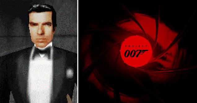 james bond project 007 video game trailer