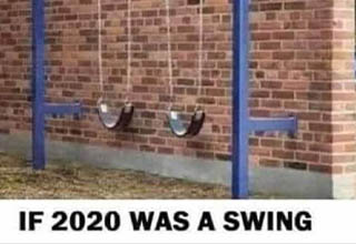if 2020 was a swing - If 2020 Was A Swing