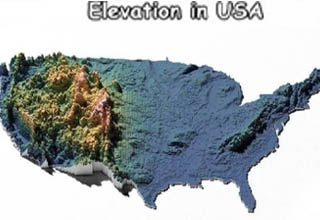 ohio covid travel restrictions - Elevation in Usa