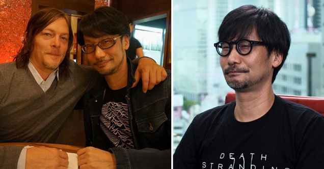 silent hills video game - hideo kojima