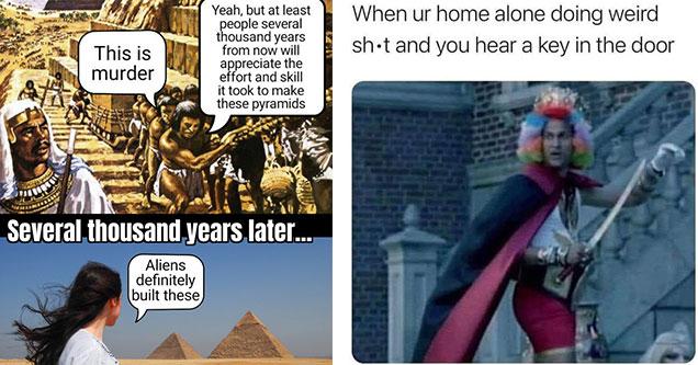Смешные картинки и мемы, к которым можно стремиться (40 мемов)