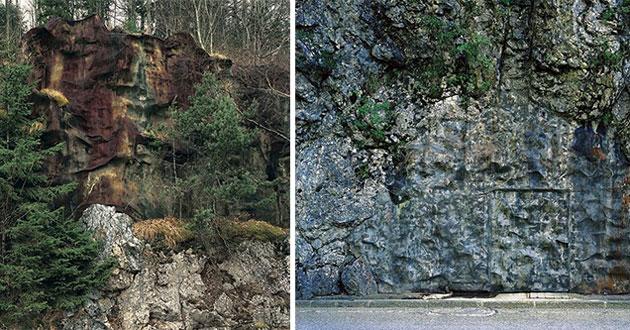 Замаскированные военные бункеры Швейцарии — это довольно эпично