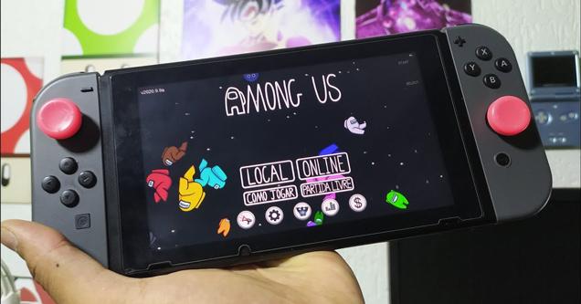 Как играть в перекрестную игру «среди нас» между Nintendo Switch, мобильным устройством и ПК